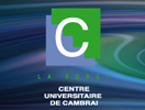 illustration site web centre universitaire de cambrai